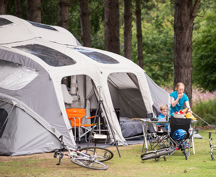 OPUS® Trailer Tents